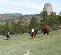 Devils Tower KOA, Wyoming Camping and RV Park