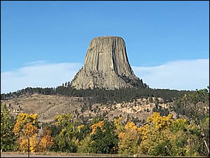 Climb Devils Tower - Stay at the Devils Tower KOA